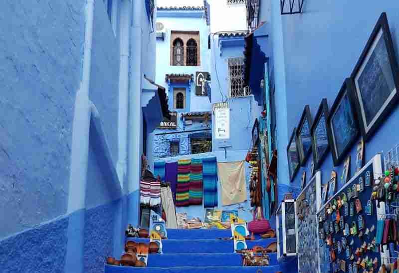 Mona and Morocco