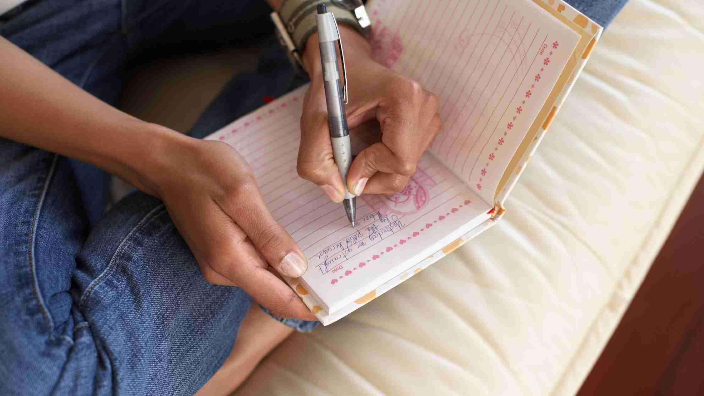 How Do I Start Journaling?